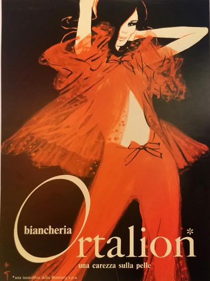 Magazine Ad- Ortalion
