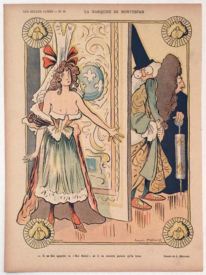 Le Rire (La Marquise de Montespan)