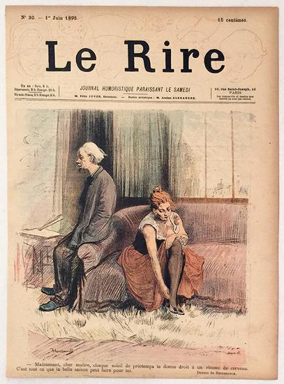 Le Rire (Juin 1895)