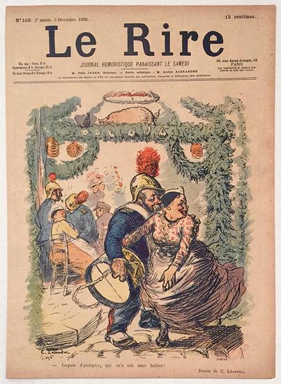 Le Rire (Decembre 1896)