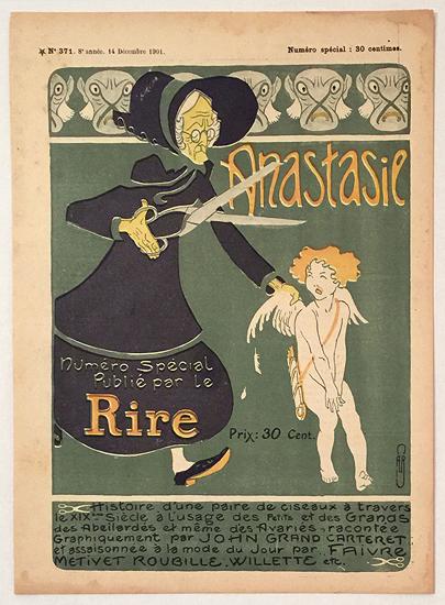 Le Rire (Anastasie, Decembre 1901)
