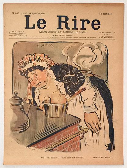 Le Rire (Oh! Ces enfants!/ Septembre 1901)