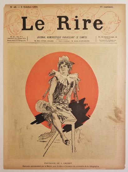 Le Rire- Chéret