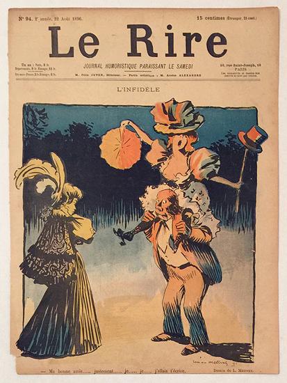 Le Rire (I'infidele/ Auot 1896)
