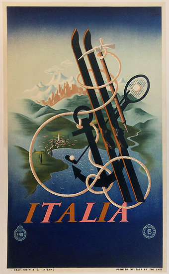 Italy (The Ideal Land For All Sports)