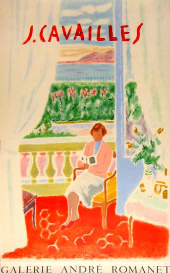 J. Cavailles - Galerie Andre Romanet