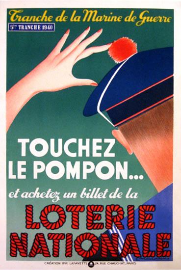Loterie Nationale Touchez Le Pompon